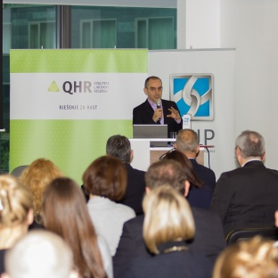 QHR project presented
